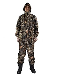 Camouflage Coat Suit , Waterproof Hunting Fleece Jacket Parka Camo Max4 Hunting Suits Clothing (Jacket + Trousers)