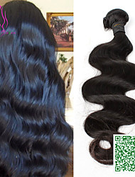 1pc Lot Malaysian Body Wave Virgin Hair Extension Unprocessed Malaysian Body Wave Virgin Human Hair