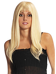 Women's Fashion Long Hair Wig Scorpio Wig with Full Bang