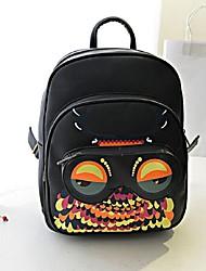Damen - Rucksack - PU - Bucket Bag - 1 # / 2 #
