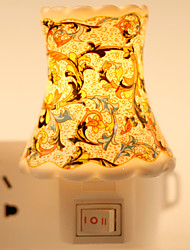 conception artistique créative céramique nuit de la lampe de chevet lumière cadeaux festival de la lampe