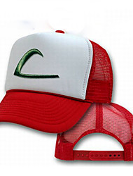 Ash Ketchum nuevo continente ver. sombrero cosplay