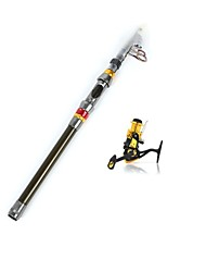 3.0m Sea Fishing Rod With 5.2:1 CS3000 Spinning Reel Rod & Reel Combo
