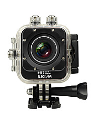 SJCAM M10 WIFI Sports Action Camera 8MP / 3MP / 12MP 4000 x 3000 / 1920 x 1080 WiFi / Waterproof 4x 1.5 CMOS 32 GB H.264Single Shot /