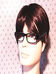 colgar un dejar de látex cuello con gafas antiguas