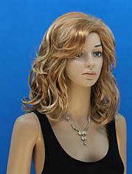 Di Ramon Europe And The United States The New Beige Make-Up Dance Of Curly Hair Wig