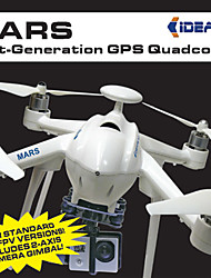 ideafly mars 350 professionale fotografia aerea UAV stabilizzato gps oi titolari fail safe con fotocamera 1080p