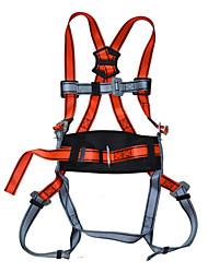 instalação ao ar livre de cinto de segurança Protecção do corpo salvamento do fogo subindo downhill túnel