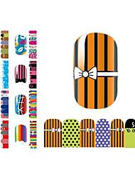 1pcs  Cute Nail Stickers