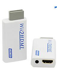 verlustfreie Umwandlung von Wii2HDMI Audio- und Videosignal zu HDMI Konverter wii 1080p