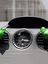 2 stuks willekeurige mickey mouse vorm geur auto vent luchtverfrisser outlet parfum