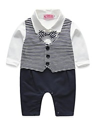 White Cotton Ring Bearer Suit - 2 Pieces