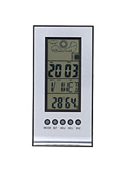 Wireless Weather Station Multi-function Electronic Temperature and Humidity Meter