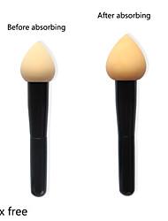 Latex Free Puff Brush Foundation Brush Small Brush Multifunctional Cosmetic Brush