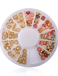 1 - Bijoux pour ongles - Doigt - en Adorable / Punk / Mariage - 6*6*1