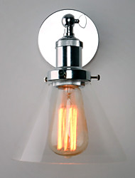 Мини Настенные светильники,Современный E26/E27 Металл