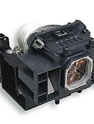 Replacement Projector Lamp with Housing NP15LP / 60003121 for NEC M230X/M260W/M260X/M260XS/M300X etc