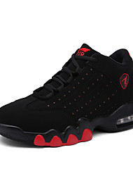 Men's Basketball Shoes Red / White