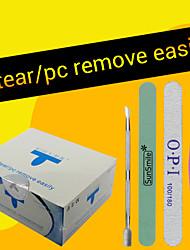 200PCS MIAOXI Nail Unload And 4 Tools