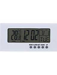 многофункциональный крытый календарь будильник термометр рождения температура напоминание измерение таймер обратного отсчета