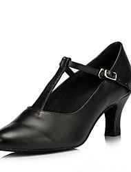 Женская обувь - Кожа - Доступны на заказ ( Черный ) - Латино