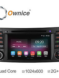 Ownice 2G RAM Quad Core Car DVD Player For Mercedes Benz W211 E Class E280 CLS350 W211 W463 Android 4.4 GPS 1024*600
