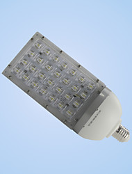 8A Lighting E40 30W 30x1W 2700lm 6000-6500K Cool White Corn Bulb Led Street Light AC 180V-264V
