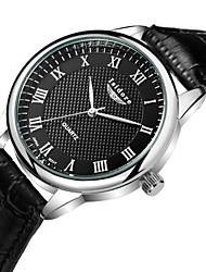 Men's Casual Fashion Water Proof Quartz Wrist Watches