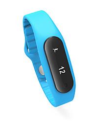 Toplux E06 Pulsera Smart / Seguimiento de Actividad Seguimiento del Sueño / Podómetros / Resistente al Agua Bluetooth 4.0iOS / Android /