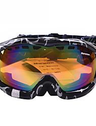 marsnow respirar gafas de esquí hombres mujeres gafas de snowboard gafas de esquí de esquí de doble lente gafas de nieve gafas M0071
