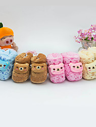 Cotton Lovely Bear Baby Shoes Toddler Unisex Infant Shoe First Walkers Prewalker Gift