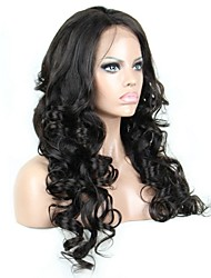 Fashion Styles 150% Hair Density Brazilian Virgin Hair Lace Wigs for Black Women