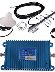 Intelligence GSM990 900MHz Mobile Cell Phone Signal Booster Amplifier + Antenna Kit