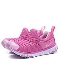 scarpe nike ragazze libere 'esterna / atletica scarpe da ginnastica rotondo moda in pelle Nappa punta / tulle rosa / corallo
