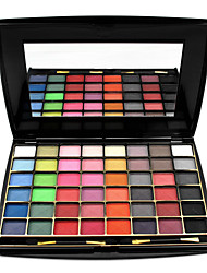 48 Colors New Natural Matte Matt Eyeshadow Palette Makeup Eye Shadow Set Cosmetic Eye Kits