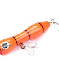 """Iscos Nadadores / Vairão / Popper de Pesca 100 g / > 1 Onça , 200 mm / 8-1/4"""" polegada 1 pcsPesca de Mar / Isco de Arremesso / Pesca de"""
