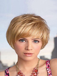 High Quality And Cheapest Price Short  Syntheic  Wig Extensions