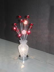 Lampe de table - Moderne/Contemporain/Traditionnel/Classique/Nouveauté - Métal - Cristal/LED