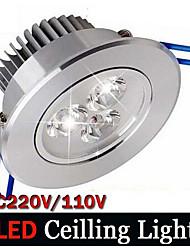 MORSEN®Led Downlights 3W Led DownLight Aluminum Material 110V/220V  Celing Light For Home Lighting Decoration