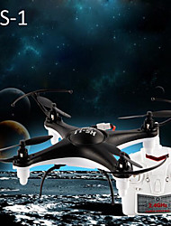 yi fei xs-1 drones noires nouveaux mini-hélicoptères rc tumbling à 360 degrés&rotation
