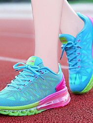 Women's Running Shoes Fabric / Tulle Black / Blue