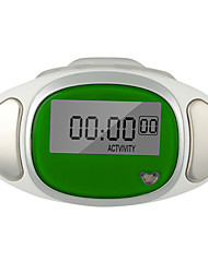 3D Inductive Intelligent Sensory Heart Rate Movement Pedometer