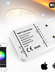 smart rgb app contrôle wifi et le contrôleur warmwhite