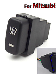 Special Dedicated 12V Car Fog Light Switch Daytime Running Lights Switch Use for Mitsubishi Asx Lancer Outlander Pajero