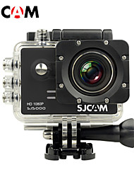 SJCAM SJ5000 Sports Action Camera 12MP / 14MP 4000 x 3000 Waterproof 4x ±2EV 2 CMOS 32 GB H.264Korean / English / German / Italian /