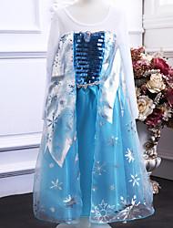 Cosplay - Bleu - Costumes de cosplay - Frozen - pour Enfant