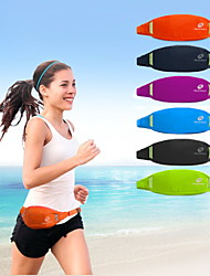 Waist Bag/Waistpack Armband Cell Phone Bag forCamping & Hiking Fishing Climbing Fitness Leisure Sports Traveling Security Cycling/Bike
