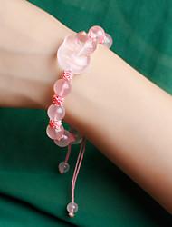 Natural crystal bracelet Ms. Fox
