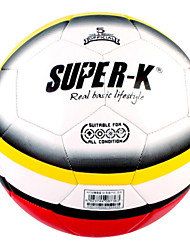 SUPER-K® 5# Machine Sttched PVC Soccer Ball