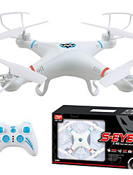 mj103 2.4g 4ch 6-assige afstandsbediening rc helicopter quadcopter speelgoed drone
